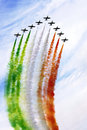 Frecce Tricolori Stock Photography