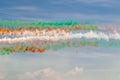 Frecce Tricolori Royalty Free Stock Photo