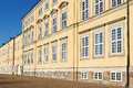 Frederiksberg palace denmark seen from park Stock Photo
