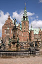 Frederiksborg Castle Royalty Free Stock Photo