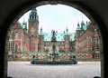Frederiksborg Castle Denmark Royalty Free Stock Photo