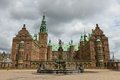 Frederiksborg slot Royalty Free Stock Photo