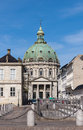 Frederikskirken famous church in copenhagen named denmark Royalty Free Stock Photography