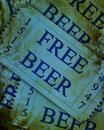 Free beer Stock Images