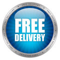 Free deliver icon Stock Photography