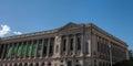 Free Library of Philadelphia Royalty Free Stock Photo