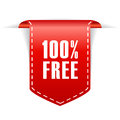 100 free ribbon