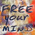 Free your Mind Stock Photo