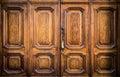 Freemasonry door entrance Royalty Free Stock Photo