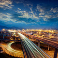 Freeway Royalty Free Stock Images