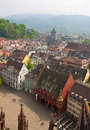 Freiburg im Breisgau city, Germany Royalty Free Stock Photo