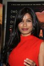 Freida pinto at the trishna los angeles screening silverscreen theater west hollywood ca Royalty Free Stock Images
