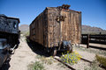 Freight Car Royalty Free Stock Images