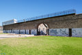 Fremantle Prison: Boundary Guard Tower Royalty Free Stock Photo