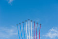 French air patrol - French National Day