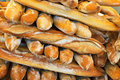 French baguettes Royalty Free Stock Images