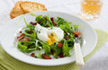French Bistro Salad Royalty Free Stock Photo