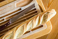 French bread baguette Royalty Free Stock Photo