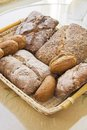 French bread in a basket Royalty Free Stock Photo