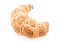 French butter croissant bread and bakery Royalty Free Stock Photo