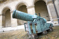 French cannon Royalty Free Stock Photo