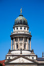 French cathedral berlin at gendarmenmarkt in Stock Image