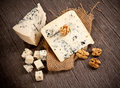 French cheeses Stock Photography