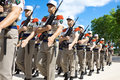 French Foreign Legion Royalty Free Stock Photo