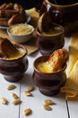 French onion soup with baked bread Royalty Free Stock Photo