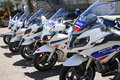 French Police Motorbikes