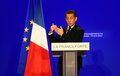 French president Nicolas Sarkozy Stock Photos