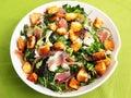 French Provencal Salad Royalty Free Stock Photo