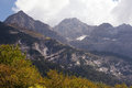 French Pyrenees Royalty Free Stock Photo