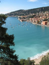 French Riviera - Famous places Stock Photography