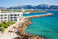 French riviera view of marseille france c te d azur Stock Photography