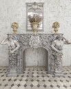 French Rococo Style.