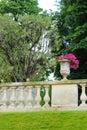 French style garden, Jardin du Luxembourg