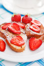 French toasts Royalty Free Stock Photos