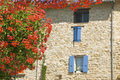 French Village, house in Provence. Stock Photo