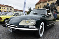 French vintage car. Citroen D521 Royalty Free Stock Photo