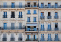 French windows Stock Photos