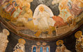 Fresco of the Chora church Stock Photography