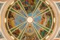 Dome of Stella Maris Royalty Free Stock Photo