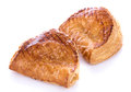 Fresh apple turnovers Royalty Free Stock Photo