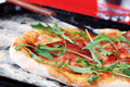 Fresh baked pizza Royalty Free Stock Photo