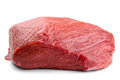 Fresh beef slab Royalty Free Stock Photo