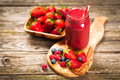 Fresh Berry Smoothie