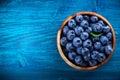 Fresh blueberry Royalty Free Stock Photo