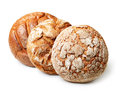 Fresh bread isolated Royalty Free Stock Photo