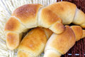 Fresh bread rolls Royalty Free Stock Photo